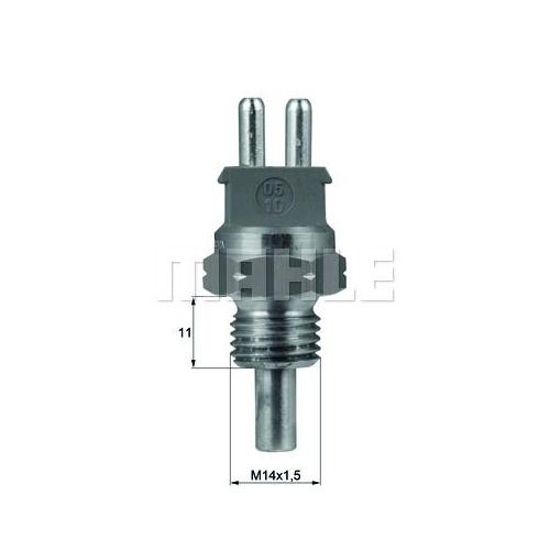 BEHR THERMOT-TRONIK Sensor, Kühlmitteltemperatur TSE 2