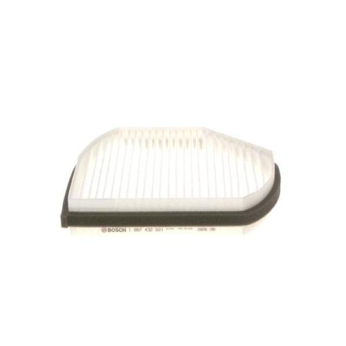 Filter, Innenraumluft BOSCH 1 987 432 001 CHRYSLER FIAT MERCEDES-BENZ