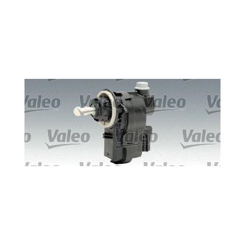 Stellelement, Leuchtweiteregulierung VALEO 043729 NISSAN OPEL RENAULT VAUXHALL