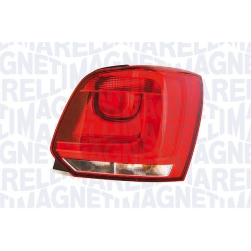 Combination Rearlight MAGNETI MARELLI 714000028410 VW
