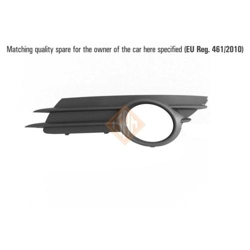 ISAM 0716719 ventilation grille bumper front left for Opel Corsa D