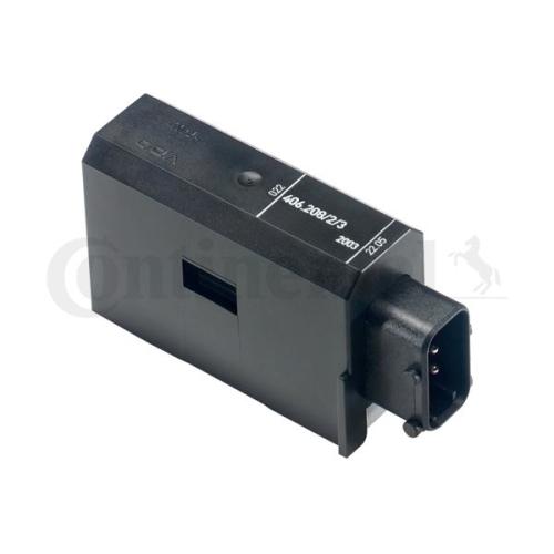 VDO Control, central locking system 406-208-002-003V