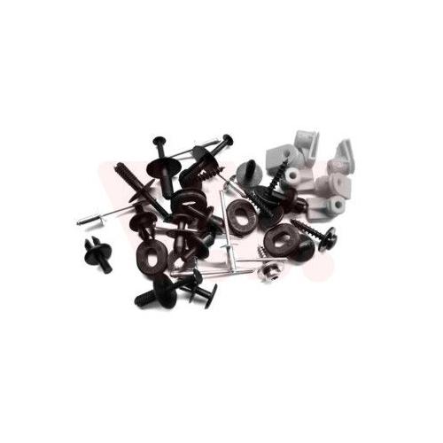 VAN WEZEL Mounting Kit, bumper 3768794