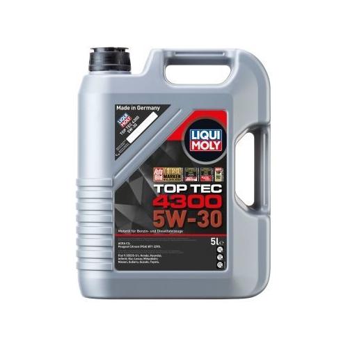 LIQUI MOLY Top Tec 4300 5W-30 5 Liter 3741
