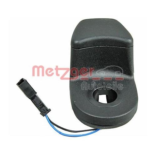 Schalter, Heckklappenentriegelung METZGER 2310551 ORIGINAL ERSATZTEIL BMW