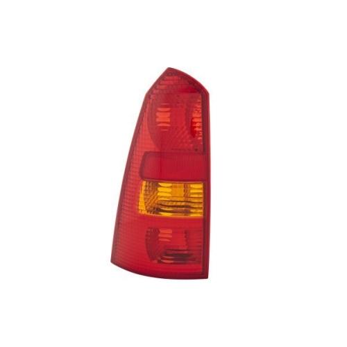 Combination Rearlight HELLA 9EL 171 556-011 FORD
