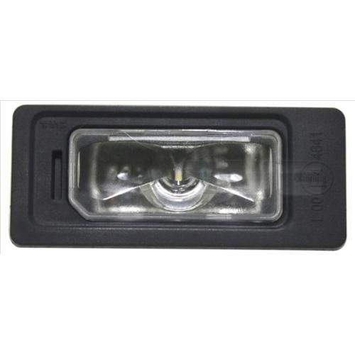 Number plate light 2x Feu éclaireur de plaque LED 5NA943021 VW Audi Skoda Seat