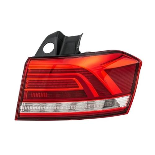 Combination Rearlight HELLA 2SD 011 889-061 VW