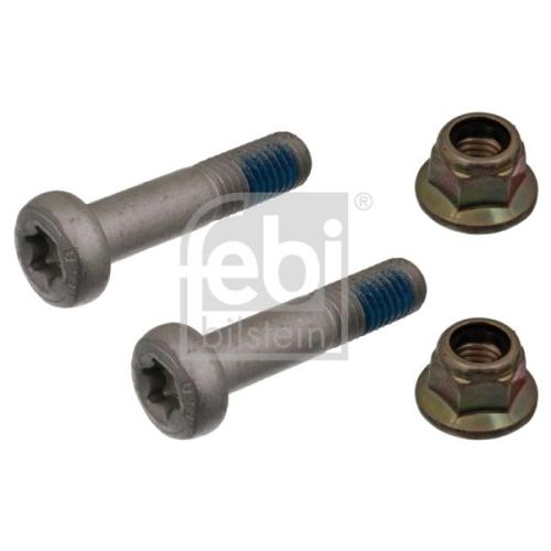 Clamping Screw Set, ball joint FEBI BILSTEIN 24389 FORD