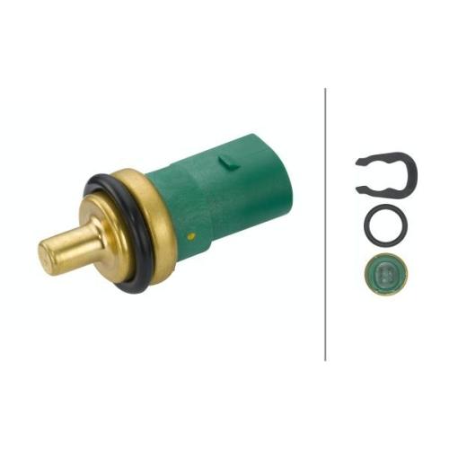 Sensor, coolant temperature HELLA 6PT 009 107-141 AUDI FORD SEAT SKODA VW
