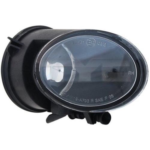 Fog Light TYC 19-0793-01-9 AUDI
