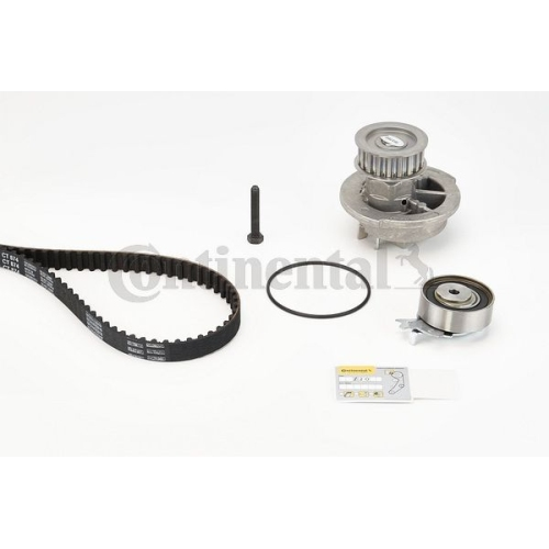 Water Pump & Timing Belt Set CONTINENTAL CTAM CT874WP5