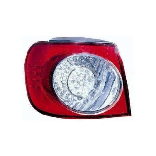 Combination Rearlight VAN WEZEL 5895921 VW