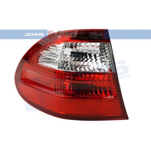 Combination Rearlight JOHNS 50 16 87-5 MERCEDES-BENZ