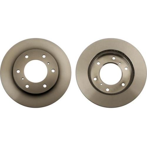 Brake Disc TRW DF4870 MITSUBISHI