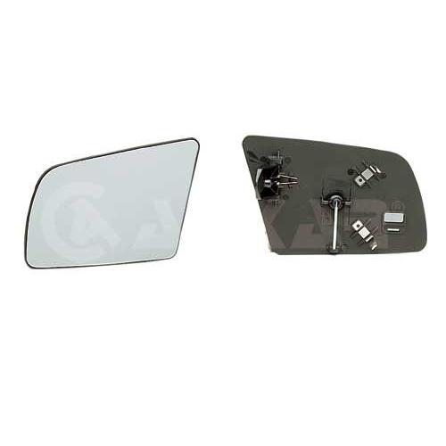 Spiegelglas, Außenspiegel ALKAR 6401431 OPEL