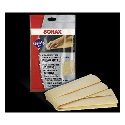 SONAX Autopflegetuch für Lack-, Chrom- und Fensterflächen 1 Stück 04192000
