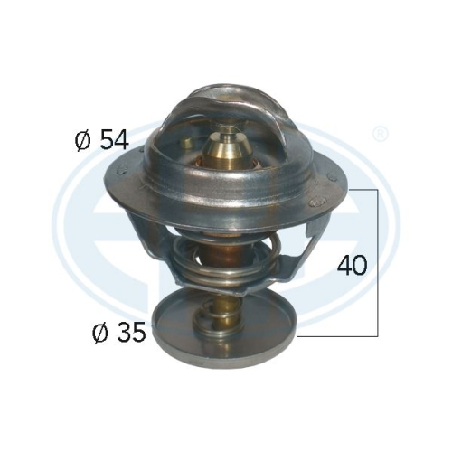 Thermostat, coolant ERA 350408A FORD