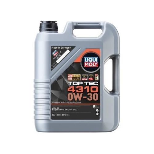 LIQUI MOLY Top Tec 4310 0W-30 5 liter 3736