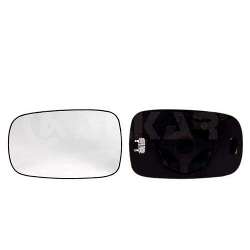 Spiegelglas, Außenspiegel ALKAR 6473228 RENAULT