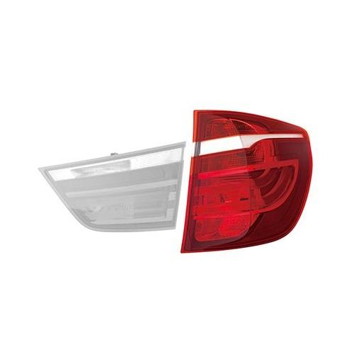 Combination Rearlight VAN WEZEL 0682932 BMW