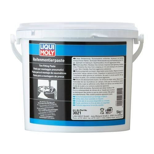LIQUI MOLY tire mounting paste 5 kg 3021