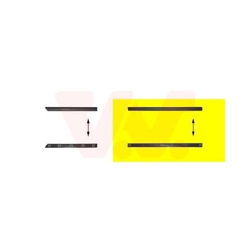 VAN WEZEL Zier-/Schutzleiste, Tür 5880428