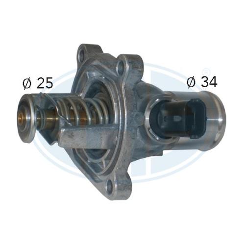 Thermostat, coolant ERA 350397A FIAT OPEL GENERAL MOTORS