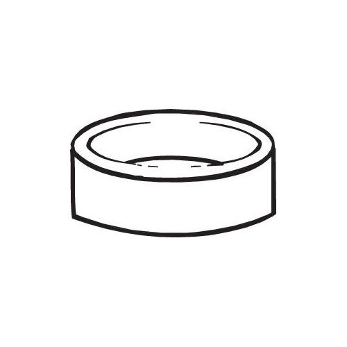 Gasket, exhaust pipe BOSAL 256-076 MERCEDES-BENZ