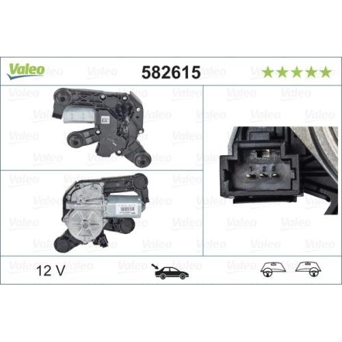 VALEO Electric Motor 582615
