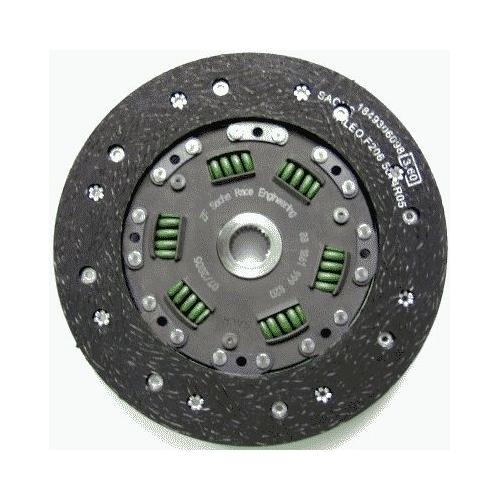 Clutch Disc SACHS PERFORMANCE 881861 999820 Performance AUDI VW