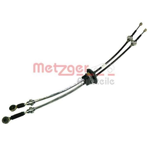 Seilzug, Schaltgetriebe METZGER 3150029 ORIGINAL ERSATZTEIL FIAT CITROËN/PEUGEOT