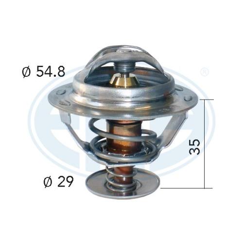 Thermostat, coolant ERA 350028A CITROËN FIAT LADA PEUGEOT RENAULT SUZUKI TOYOTA