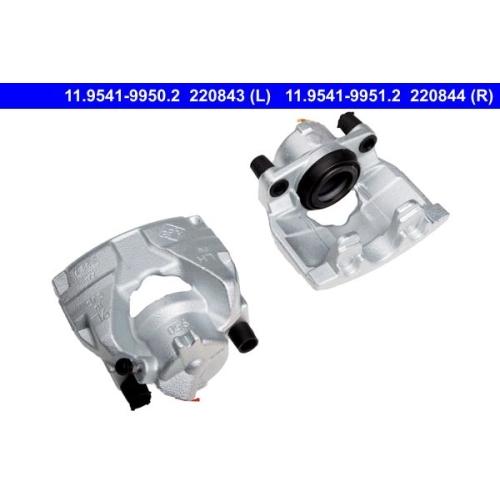 Brake Caliper ATE 11.9541-9950.2