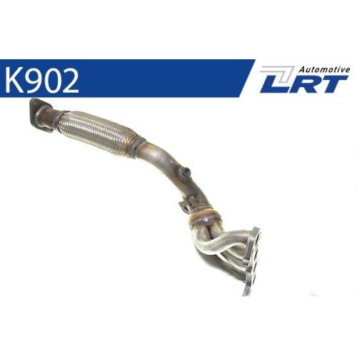 LRT Manifold, exhaust system K902