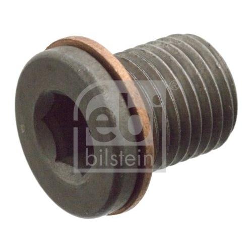Sealing Plug, oil sump FEBI BILSTEIN 104309 AUDI SEAT VW