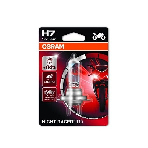 Bulb, cornering light OSRAM 64210NR1-01B NIGHT RACER 110