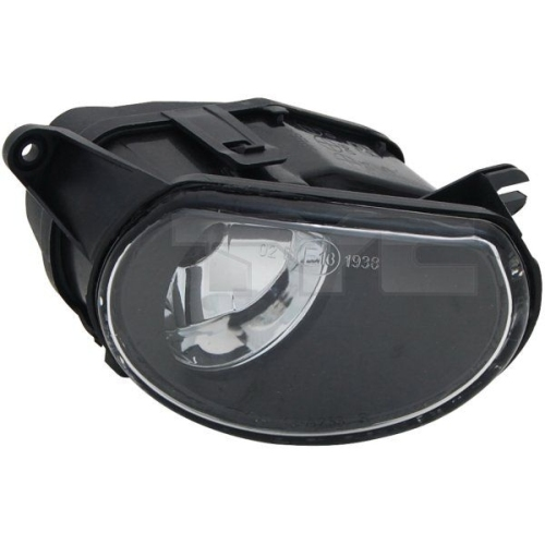 Fog Light TYC 19-0253001 AUDI