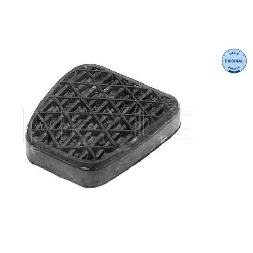 Clutch Pedal Pad MEYLE 014 029 0002 MEYLE-ORIGINAL Quality MERCEDES-BENZ