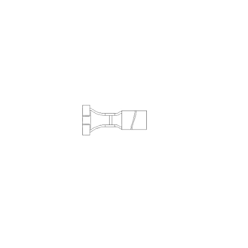 BREMI Connector Sleeve, ignition cable 13200/6