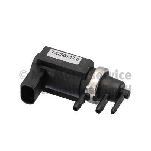 Pressure Converter, exhaust control PIERBURG 7.22903.17.0 VW