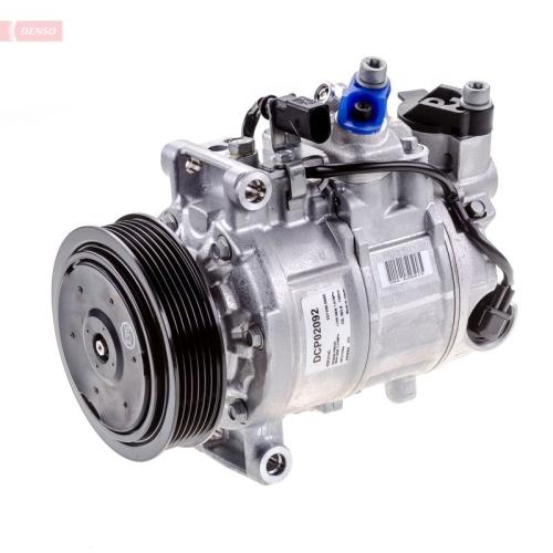Kompressor, Klimaanlage DENSO DCP02092 AUDI