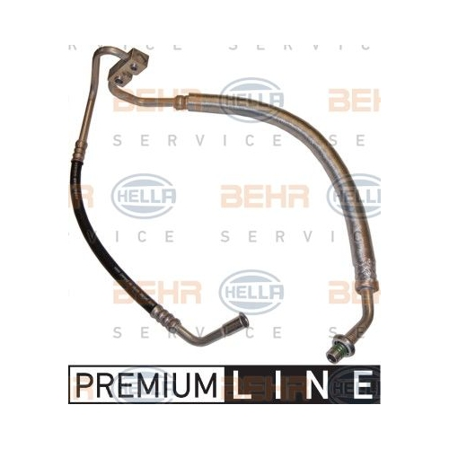 High-/Low Pressure Line, air conditioning HELLA 9GS 351 338-611 FORD