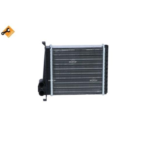 Wärmetauscher, Innenraumheizung NRF 54284 VOLVO