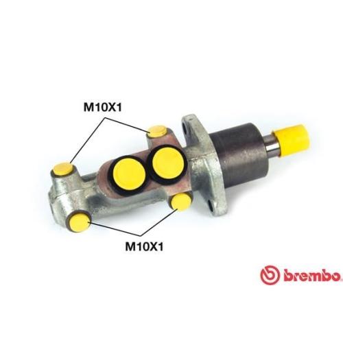 BREMBO Brake Master Cylinder M 85 012
