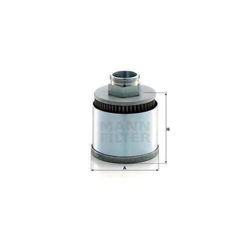 Filter, Arbeitshydraulik MANN-FILTER HD 11 003 STEYR CASE IH SPERRY NEW HOLLAND