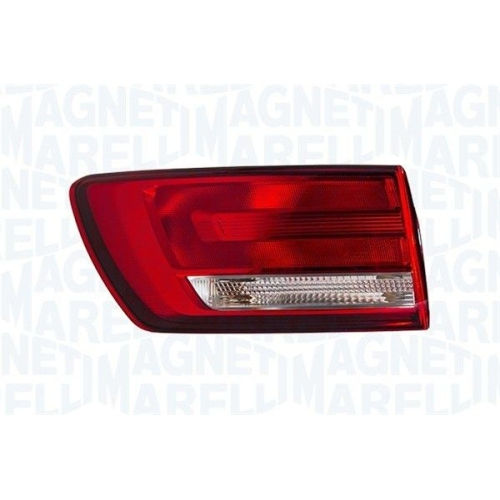 Combination Rearlight MAGNETI MARELLI 714081480801 AUDI