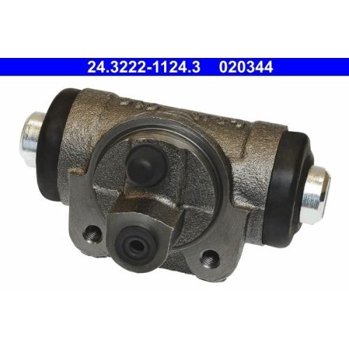 Radbremszylinder ATE 24.3222-1124.3 FORD NISSAN