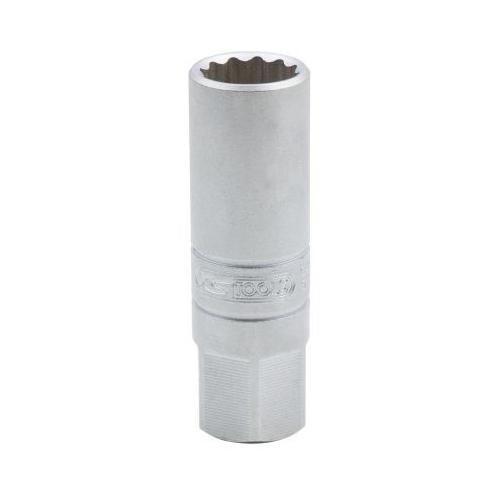 KS TOOLS 3/8 inch Special spark plug socket, thin-walled, 14mm 911.3990