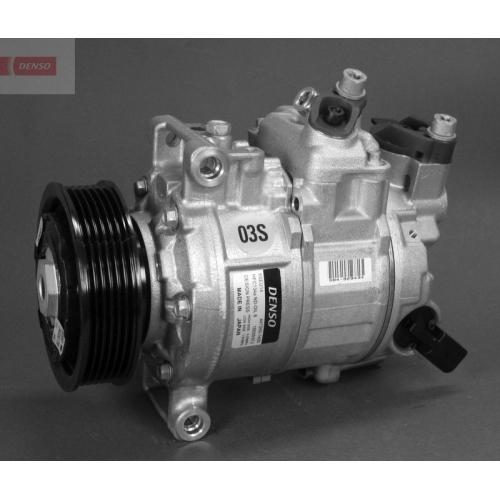 Kompressor, Klimaanlage DENSO DCP02042 AUDI SEAT